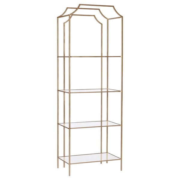 Gadd Etagere Bookcase By Everly Quinn
