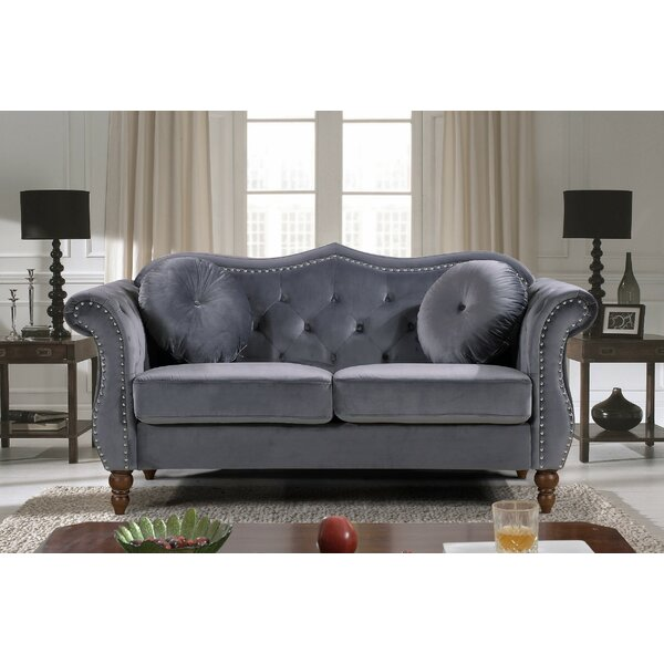 Couto Loveseat By House Of Hampton