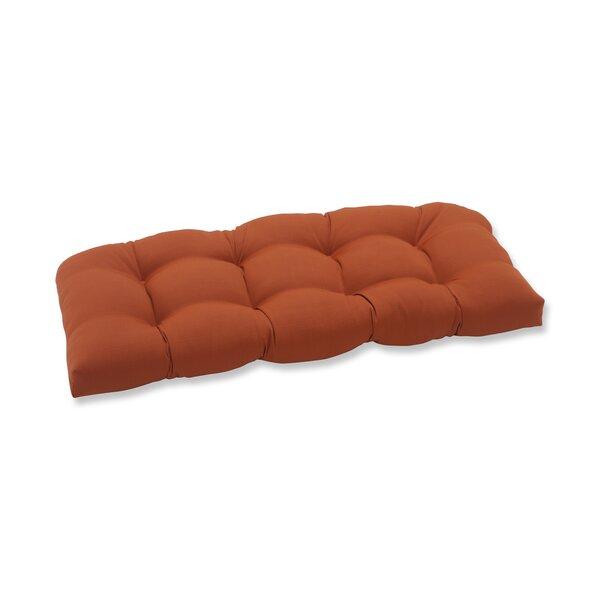 Zuma Indoor/Outdoor Loveseat Cushion