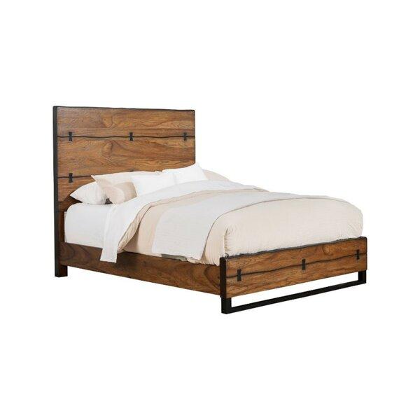 Winebrenner Wood Standard Bed by Loon Peak