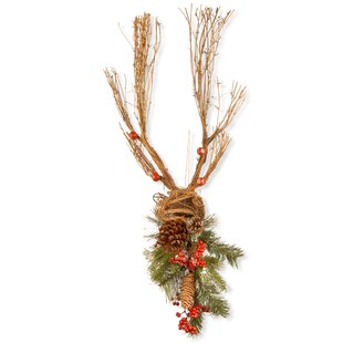 christmas deer decoration - Christmas Deer Decor