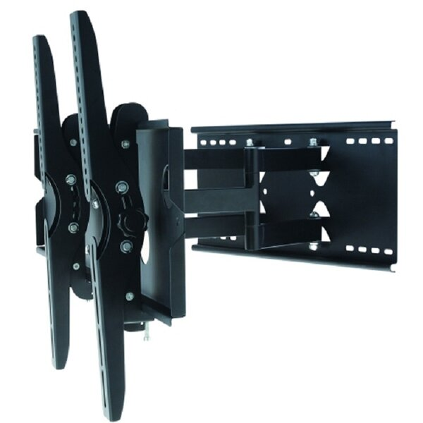 Lemond Tilt and Swivel Universal Wall Mount for 42-70 Flat Panel Screens by Symple Stuff