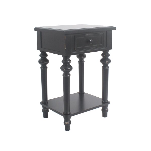 Cedarville Accent End Table by August Grove