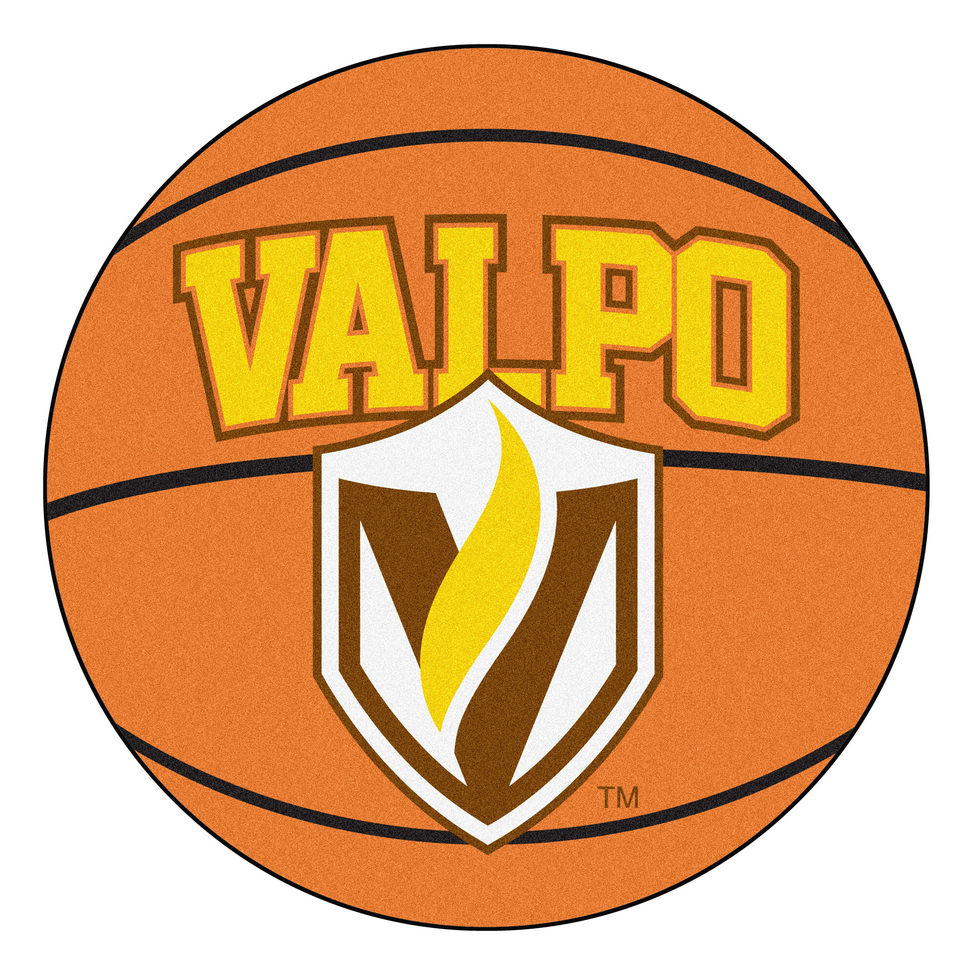 Fanmats Ncaa Valparaiso University Basketball 27 In X 27 In Non Slip Indoor Only Mat Wayfair