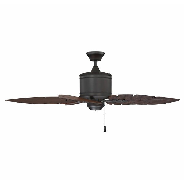 52 Trish 5-Blade Outdoor Ceiling Fan by Bayou Breeze