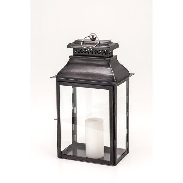 Colonial Rectangular Lantern by Fashion N You by Horizon Interseas