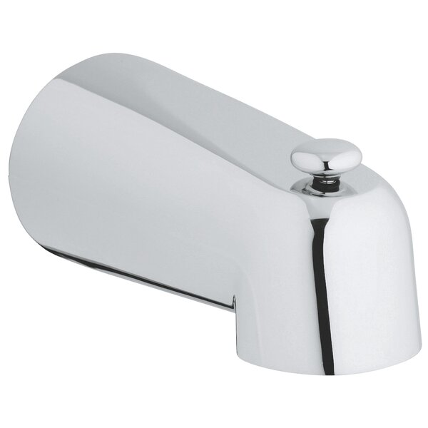 Classic Single Handle Wall Mounted Tub Spout Trim by GROHE GROHE