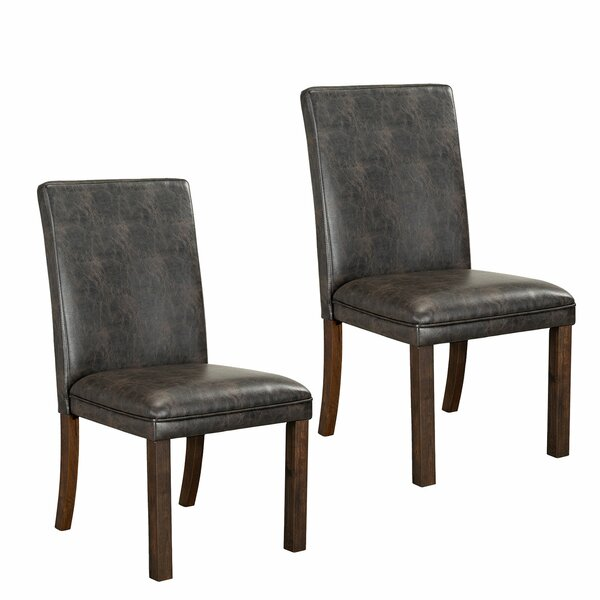 Tallman Upholstered Dining Chair (Set of 2) by Winston Porter
