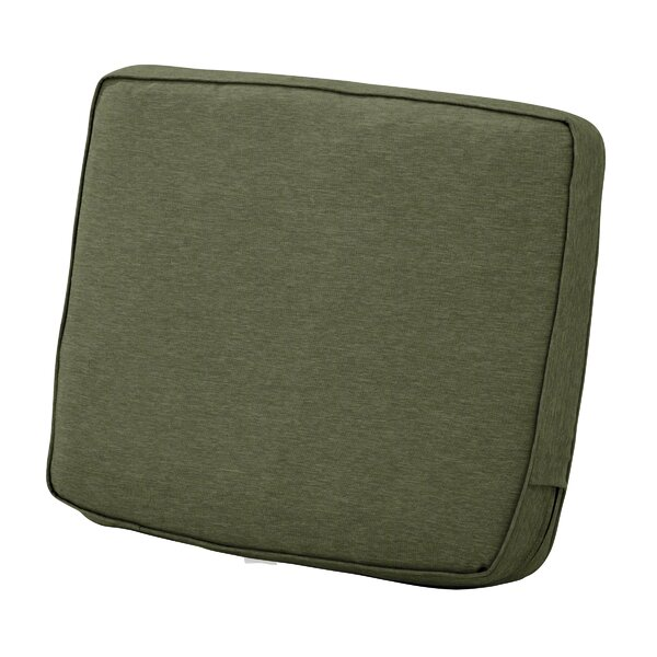 Outdoor Lounge Chair Cushion by Highland Dunes