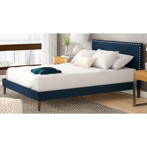 Clymer Upholstered Platform Bed By Mercer41 Today Only Sale