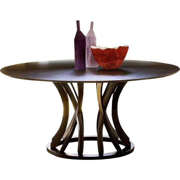 Doylan Solid Wood Dining Table by YumanMod