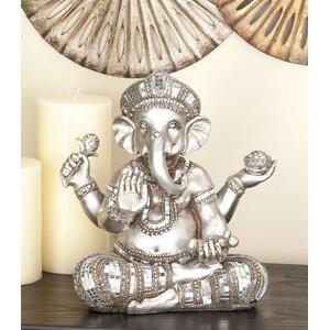 Shelf Ganesh Figurine