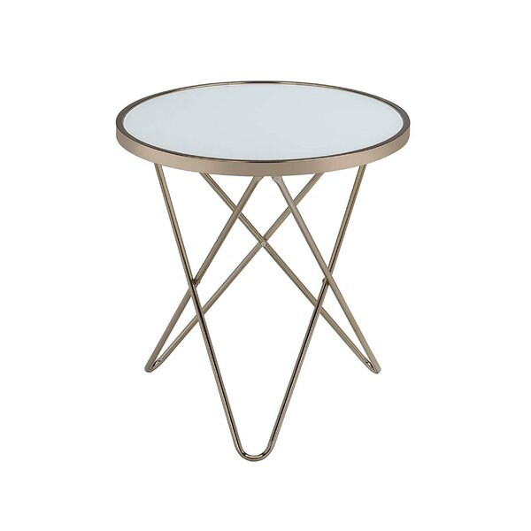 Brockman End Table By Mercer41