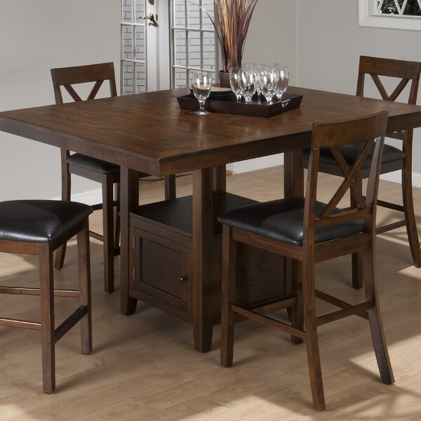 Lipscomb Dining Table by Alcott Hill