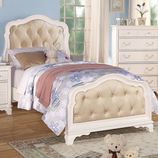 Kintore Upholstered Standard Bed by Harriet Bee