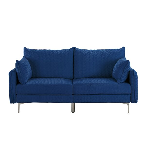Minna Convertible Sofa by Wrought Studio