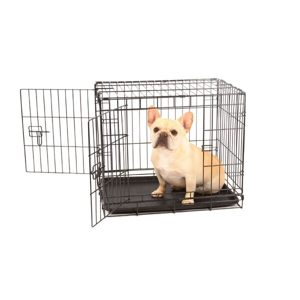 Hollymead Double Door Pet Crate by Tucker Murphy Pet