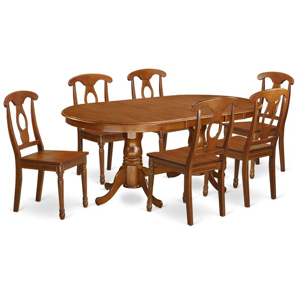 Germantown 7 Piece Extendable Dining Set By Darby Home Co Comparison