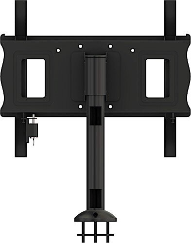 Secure Bolt Down Table Stand for 32-50 Monitors by Crimson AV
