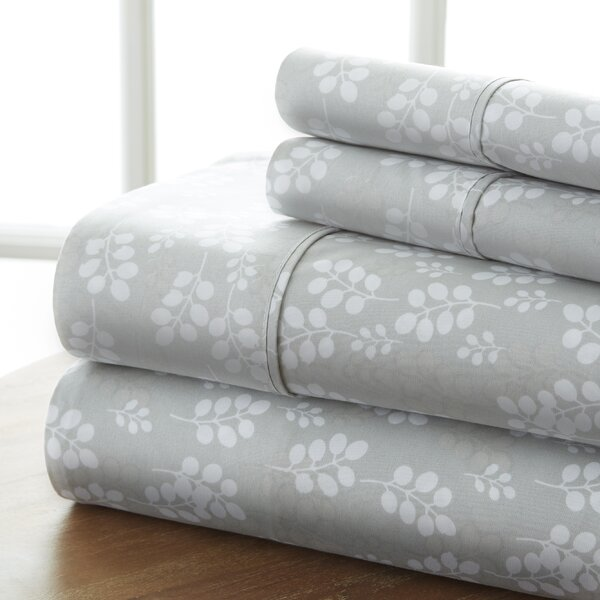 Plainsboro Premium Sheet Set by Gracie Oaks