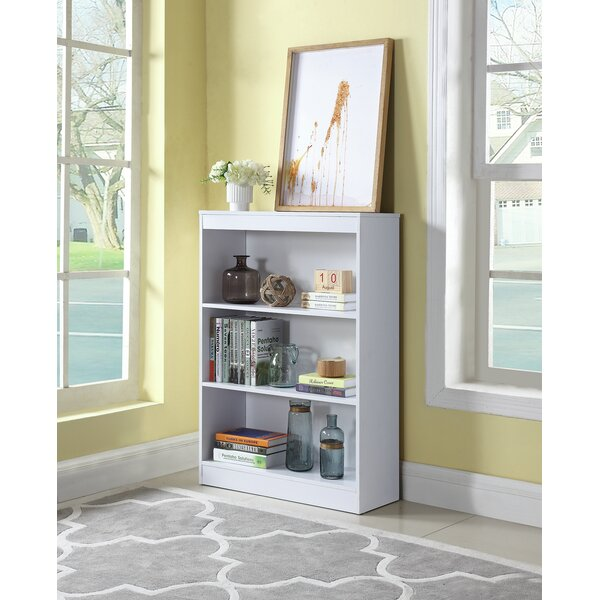 Hillside Standard Bookcase by August Grove
