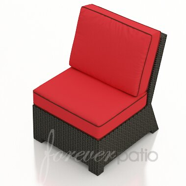 Barbados Deep Seating Chair with Cushions by Forever Patio