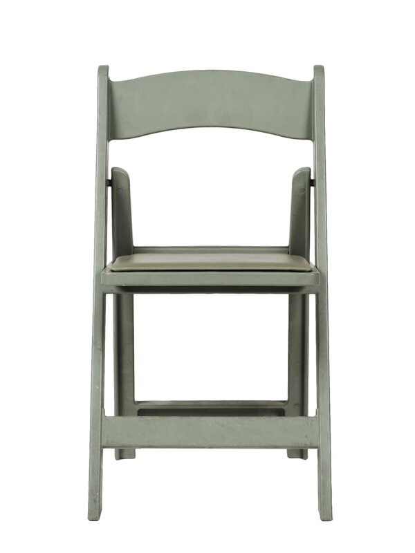 Max Resin Folding Chair