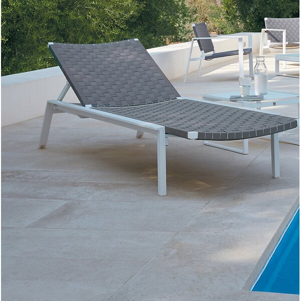 Ridgedale Reclining Chaise Lounge