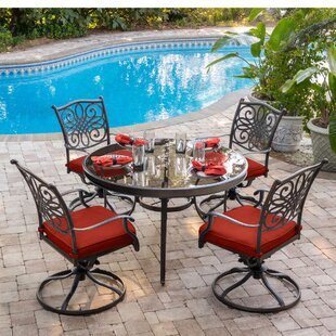 Resendiz Traditions 5 Piece Dining Set By Astoria Grand