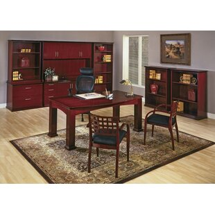 Mendocino Standard 7 Piece Desk Office Suite