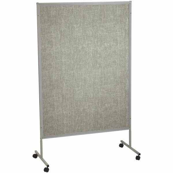 Portable Art Free-Standing Bulletin Board, 78 x 50 by Best-Rite®