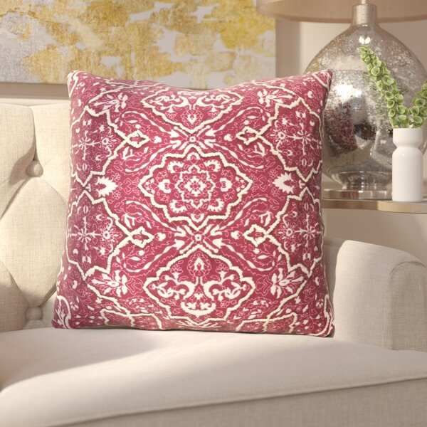 Kalista Throw Pillow by Rosdorf Park