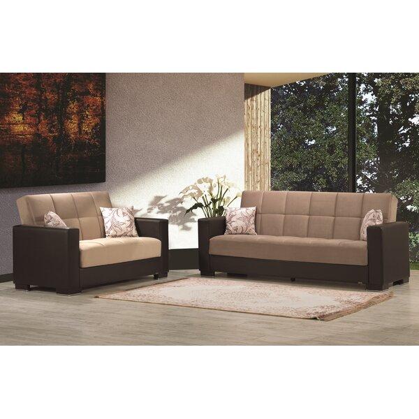 Avarielle 2 Piece Sleeper Living Room Set By Latitude Run