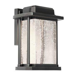 Bargain Deming 1-Light Outdoor Wall Lantern By Brayden Studio