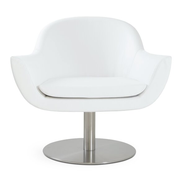 Tiyrene Swivel Armchair by Comm Office
