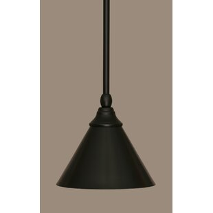 Looking for Du 1-Light Cone Pendant By Gracie Oaks