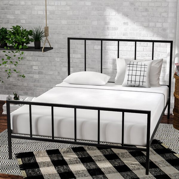 Creek Side Platform Bed by Zipcode Design