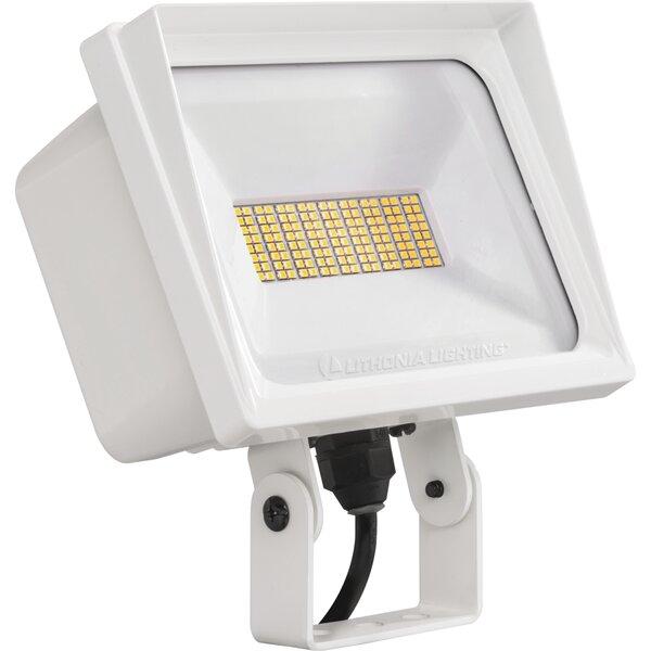 1-Light LED Flood/Spot Light (Set of 6) by Lithonia Lighting