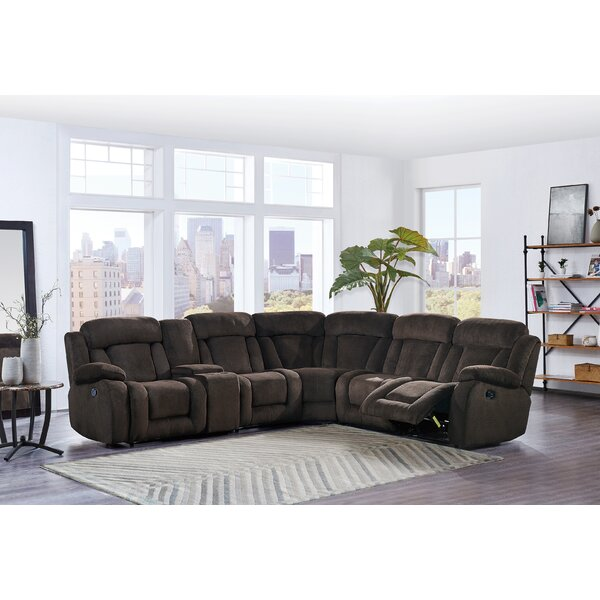 Dunton Reclining Sectional by Red Barrel Studio