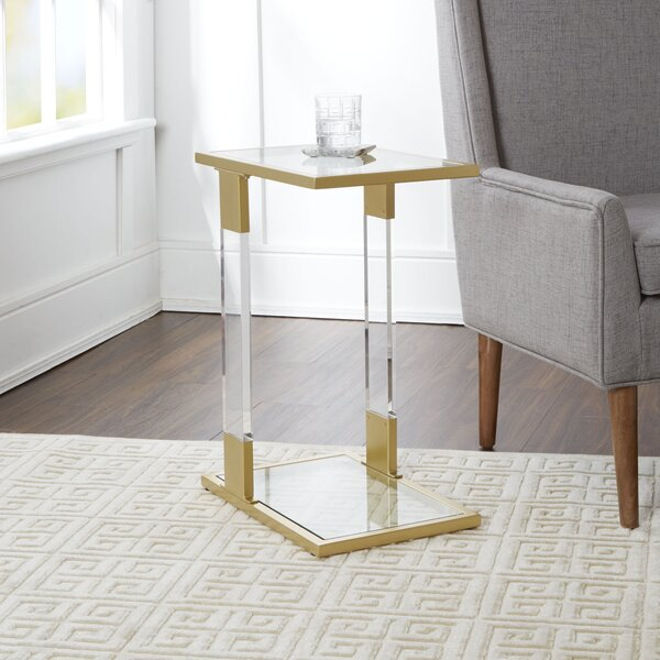 Worksop End Table by Everly Quinn