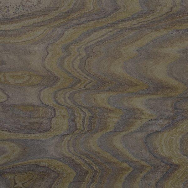 Rainbow Teak 12 x 12 Sandstone Field Tile in Purple by MSI