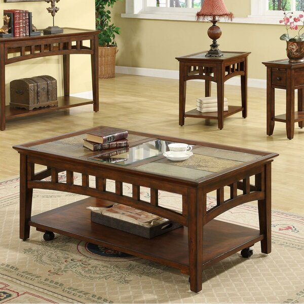 Arignote Otselic Coffee Table by Millwood Pines Millwood Pines