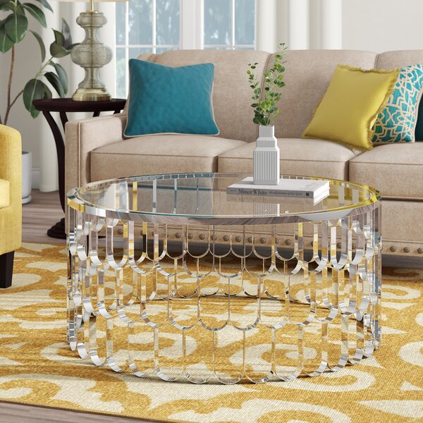 Jewel Coffee Table By Design Tree Home