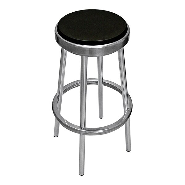 30 Patio Bar Stool with Cushion by Florida Seating