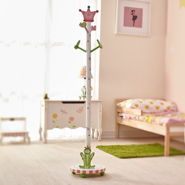 Princess & Frog Coat Rack by Fantasy Fields