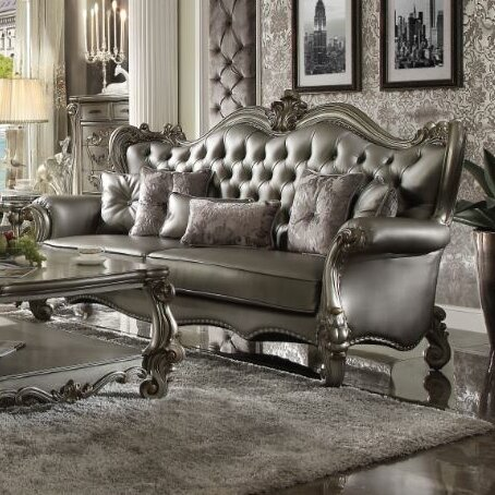 Bermuda Traditional Sofa by Astoria Grand