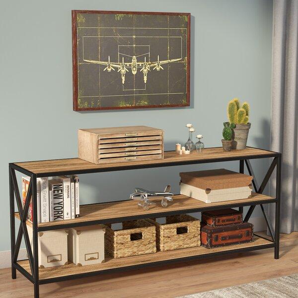 Augustus Media Etagere Bookcase by Trent Austin Design