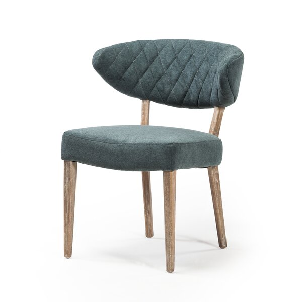 Maverick Upholstered Dining Chair by Ivy Bronx