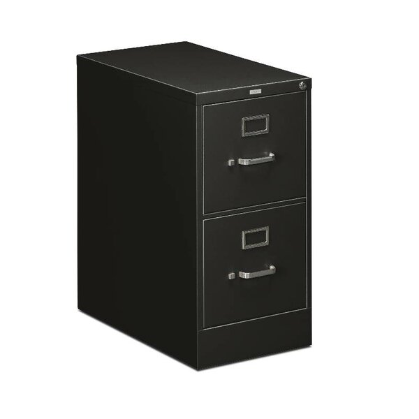510 Series 2-Drawer Vertical Filing Cabinet by HON