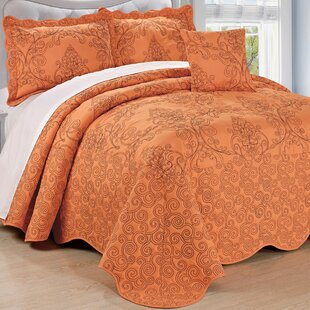 Peach Colored Quilts Wayfair